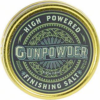 Beautiful Briny Sea Gunpowder High Powered Finishing Salts, 5 oz