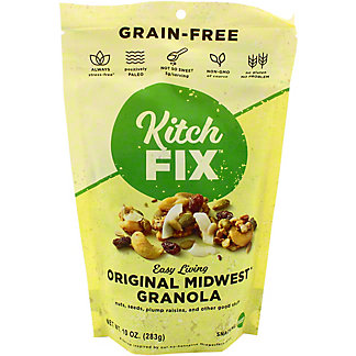 Kitchfix Grain-free Granola Original Mix, 10 oz