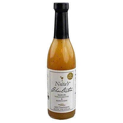 Neitas Garlic Vinaigrette and Marinade,12.5OZ
