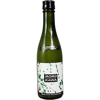 Momokawa Organic Nigori Saki, 300 ML