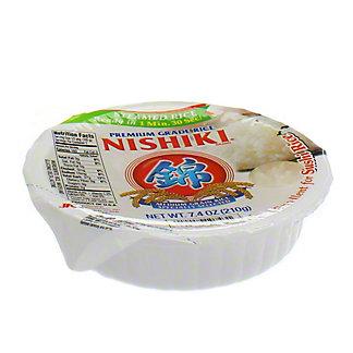 Nishiki Cooked Rice, 7.40 oz