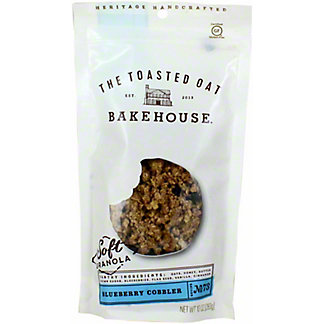 The Toasted Oat Gluten Free Granola Blueberry Cobbler, 10 oz