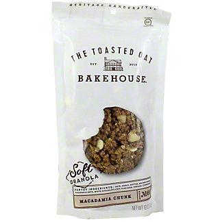 The Toasted Oat Gluten Free Granola Macadamia Chunk, 10 oz