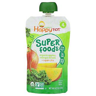 Happy Tot Superfoods Kale Apple Mango, 4.22 oz
