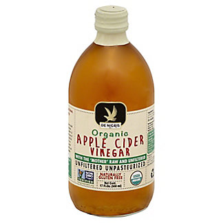 De Nigris Organic Apple Cider Vinegar,16.9 oz