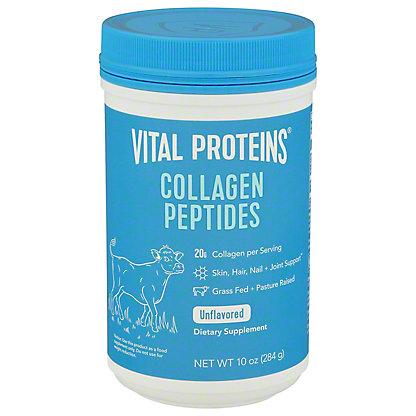 Vital Proteins Collagen Peptides Unflavored, 10 oz