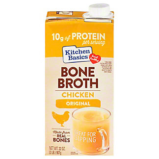 Kitchen Basics Bone Broth Chicken Original, 32 oz