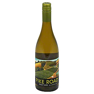 Pike Road Willamette Pinot Gris, 750 mL