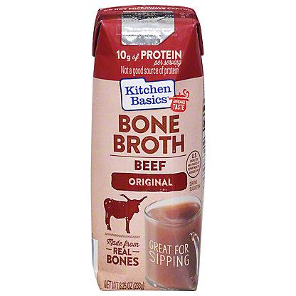 kitchen basics bone broth beef 825 oz - Kitchen Basics