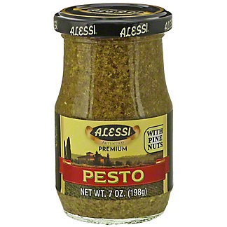 Alessi Pesto di Liguria, 7 oz