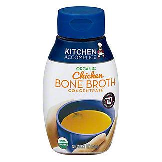 Kitchen Accomplice Organic Chicken Bone Broth Concentrate, 12 oz