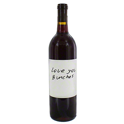 Stolpman Vineyards I Love You Bunches Carbonic Sangiovese, 750 mL
