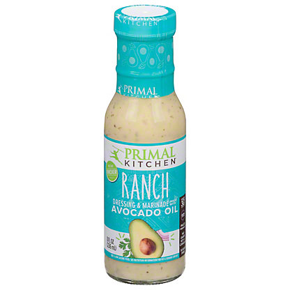 Primal Kitchen Dressing Ranch With Avocado Oil, 8 oz