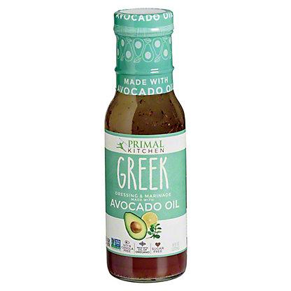 Primal Kitchen Dressing Greek Vinagrette, 8 oz