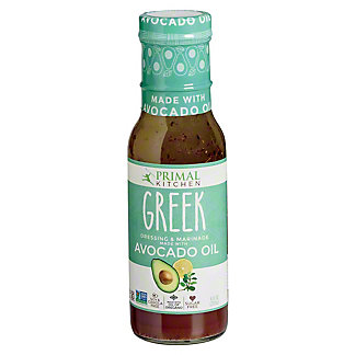 Primal Kitchen Dressing Greek Vinagrette, 8 oz