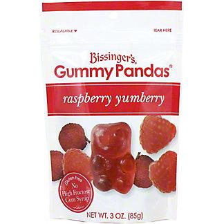Bissinger Yumberry Gummy Raspberry, 3 OZ