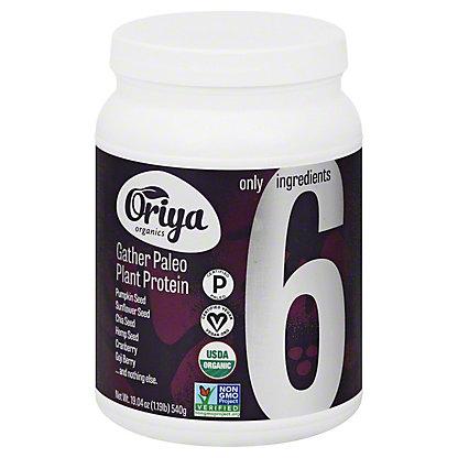 Oriya Gather Paleo Plant Protein, 540 G