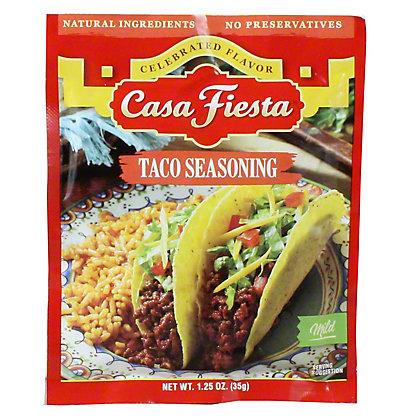 CASA FIESTA TACO SEASONING