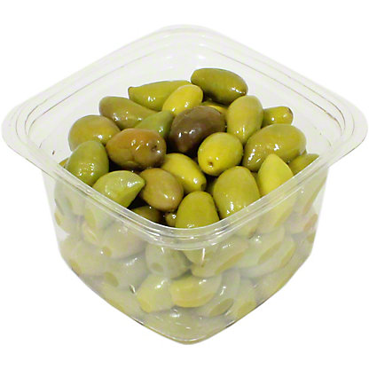 Fresh Lucques Olives, Sold by the pound