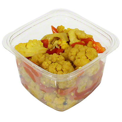 Divina Curry Pickled Cauliflower, Sold by the pound