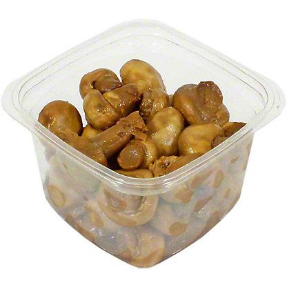 Divina Teriyaki Marinated Mushrooms, Sold by the pound