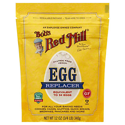 Bobs Red Mill Egg Replacer Gluten Free, 12 oz