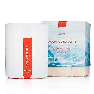Thymes Aqua Coralline Candle, 9 oz