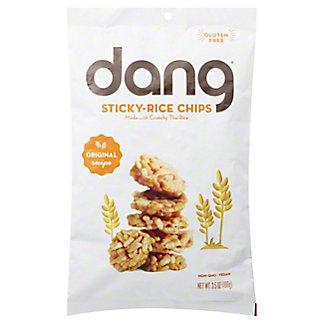 Dang Original Sticky Rice Chips, 3.50 oz
