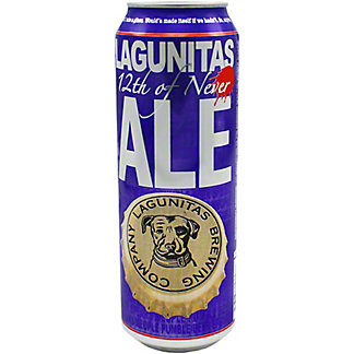 Lagunitas 12th Of Never Ale, 19.2 oz