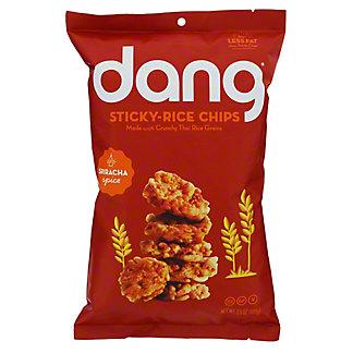 Dang Sriracha Spice Sticky Rice Chips, 3.5 oz