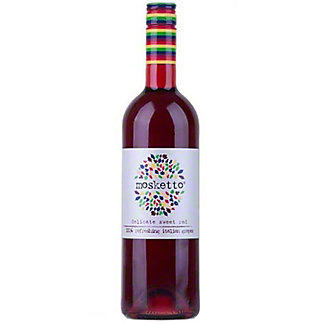 Mosketto Delicate Sweet Red, 750 mL