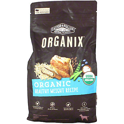 Organix Organic Dog Food Healthy Weight Recipe, 4 lb