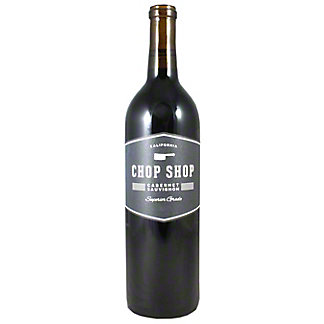 Chop Shop Cabernet Sauvignon, 750 mL