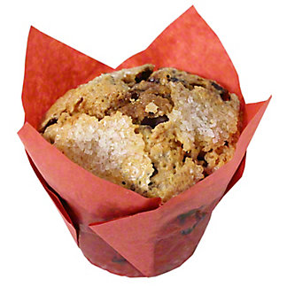 Central Market Very Very Blueberry Muffin, EACH