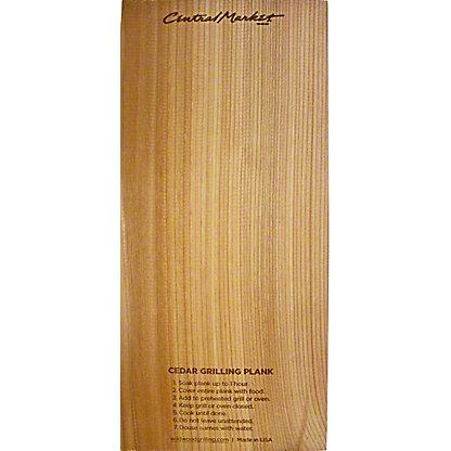 Wildwood Cedar Grilling Plank, 7X15 in