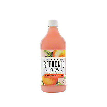 Republic Spirit Grapefruit Lime, 1 L
