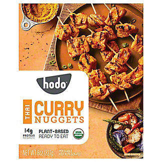 Hodo Soy Organic Thai Curry Nuggets, 8 oz