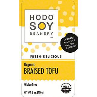 Hodo Soy Organic Braised Tofu, 8 oz