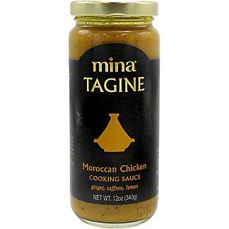 Mina Tagine Moroccan Chicken Cooking Sauce, 12 oz
