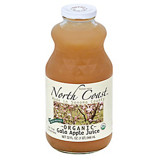 North Coast Apple Juice Organic Gala, 32 oz