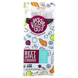 Veggie Gos Beet Apple Cinnamon, .42 oz