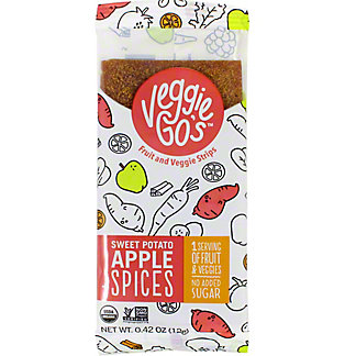 Veggie Gos Sweet Potato Apple Spice, .42 OZ