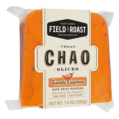Field Roast Tomato Cayenne Vegan Chao Slices, 7 oz