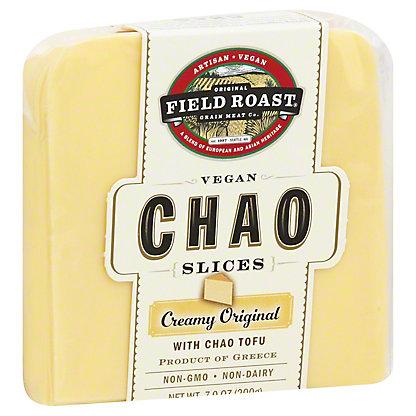 Field Roast Creamy Original Vegan Chao Slices, 7 oz