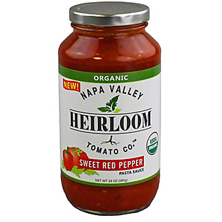 Napa Valley Heirloom Sweet Red Pepper Sauce, 24 oz
