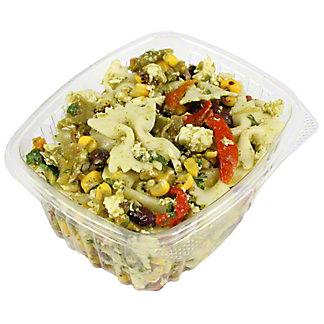 Central Market Southwestern Pasta Salad With Hatch Pepper, LB
