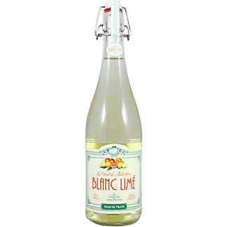 Le Gout D Autrefois Blanc Lime, 750 mL