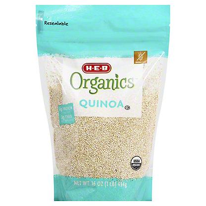 H-E-B Organics White Quinoa, 16 oz