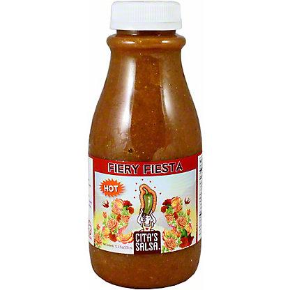 Citas Salsa Fiery Fiesta, 12.5 oz