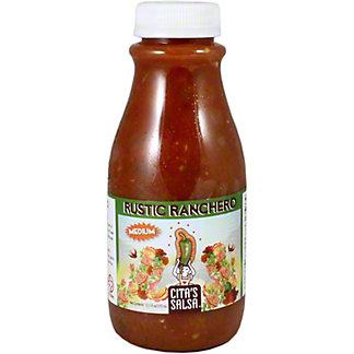Citas Salsa Rustic Ranchero, 12.5 oz